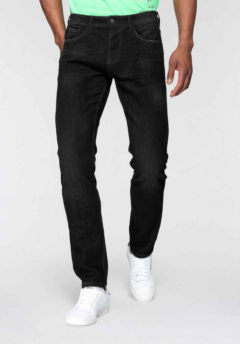 TOM TAILOR Denim 5-Pocket-Jeans in authentischem Look