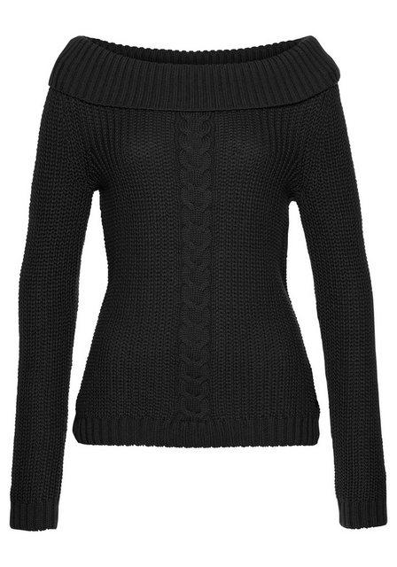 Arizona Carmenpullover »Off-Shoulder« variabel tragbar   Bekleidung > Pullover   Arizona