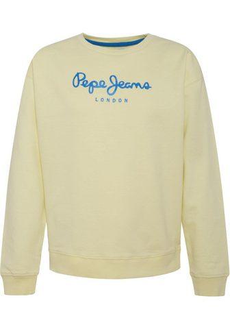 Pepe джинсы кофта спортивного стиля &r...