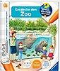 Ravensburger Buch »tiptoi® WWW Entdecke den Zoo«, Made in Europe; FSC® - schützt Wald - weltweit, Bild 1