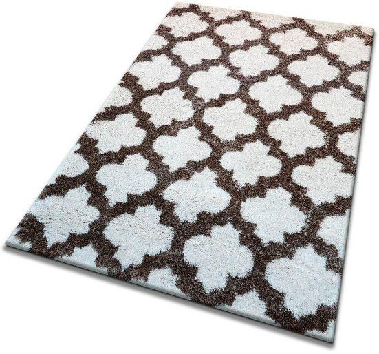 Hochflor-Läufer »Everest 7124«, RESITAL The Voice of Carpet, rechteckig, Höhe 40 mm