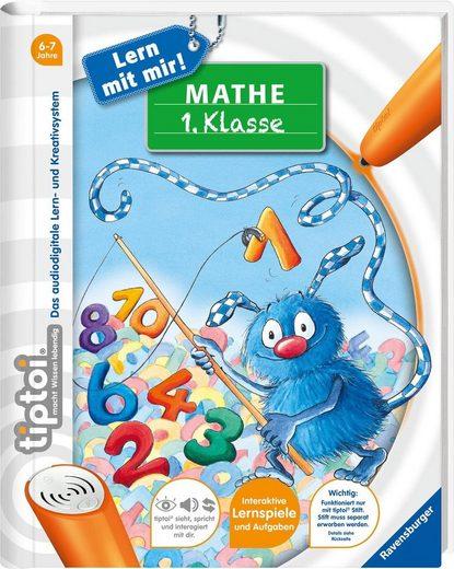 Ravensburger Buch »tiptoi® Mathe 1. Klasse«