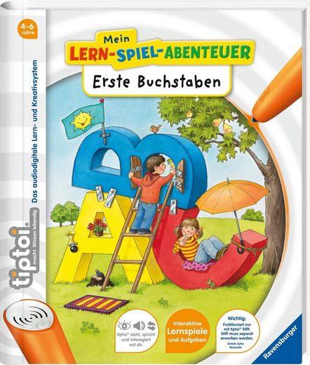 Ravensburger Buch »tiptoi® Erste Buchstaben«