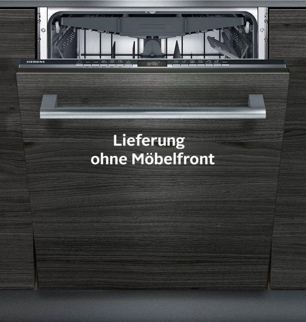Küchengroßgeräte - SIEMENS vollintegrierbarer Geschirrspüler iQ300, SN63HX60CE, 14 Maßgedecke  - Onlineshop OTTO