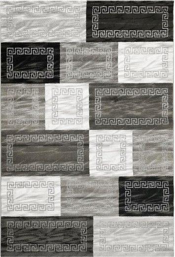 Teppich »Roma 610«, RESITAL The Voice of Carpet, rechteckig, Höhe 11 mm, Kurzflor