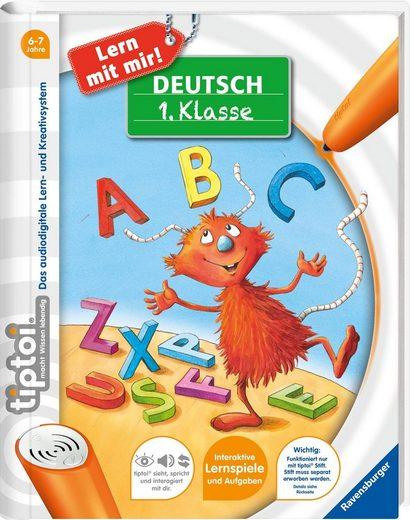 Ravensburger Buch »tiptoi® Deutsch 1. Klasse«, ; Made in Germany