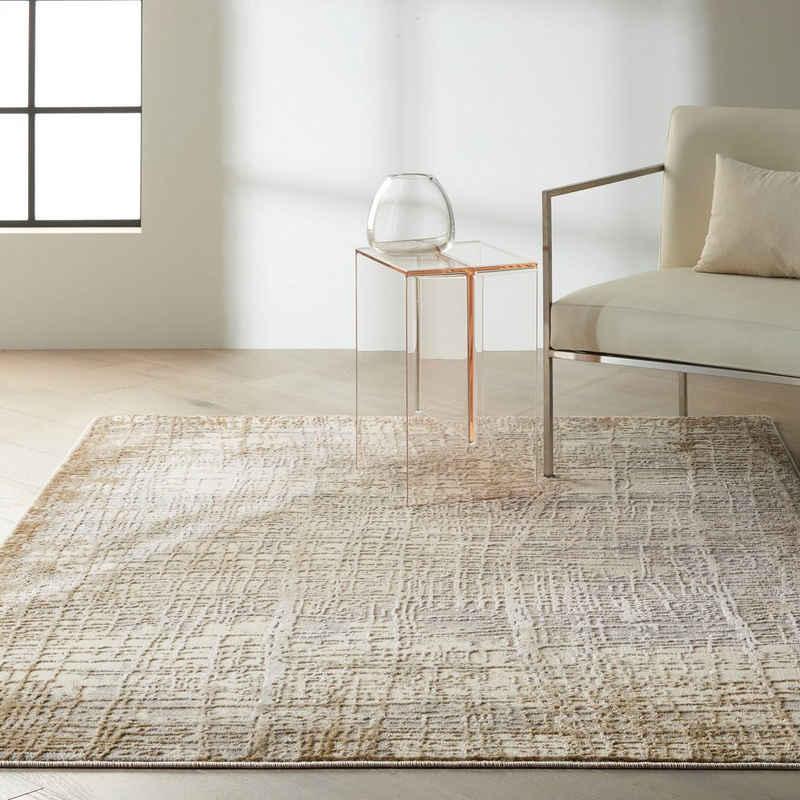 Teppich »Rush CK950«, Calvin Klein, rechteckig, Höhe 9 mm, Wohnzimmer