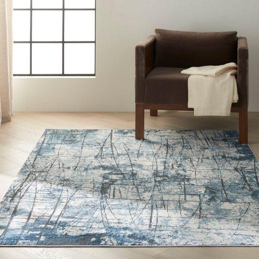 Teppich »Vapor CK972«, Calvin Klein, rechteckig, Höhe 7 mm, Wohnzimmer