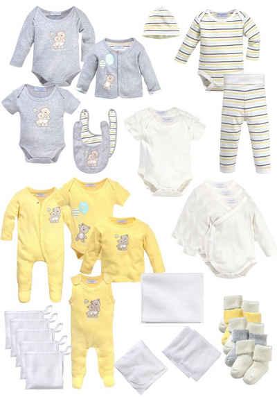 Baby Erstausstattung Jungen Babyset-Geschenkset-5tlg-Erstlingsset Starterset