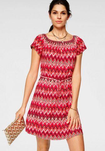 LAURA SCOTT Платье из джерси