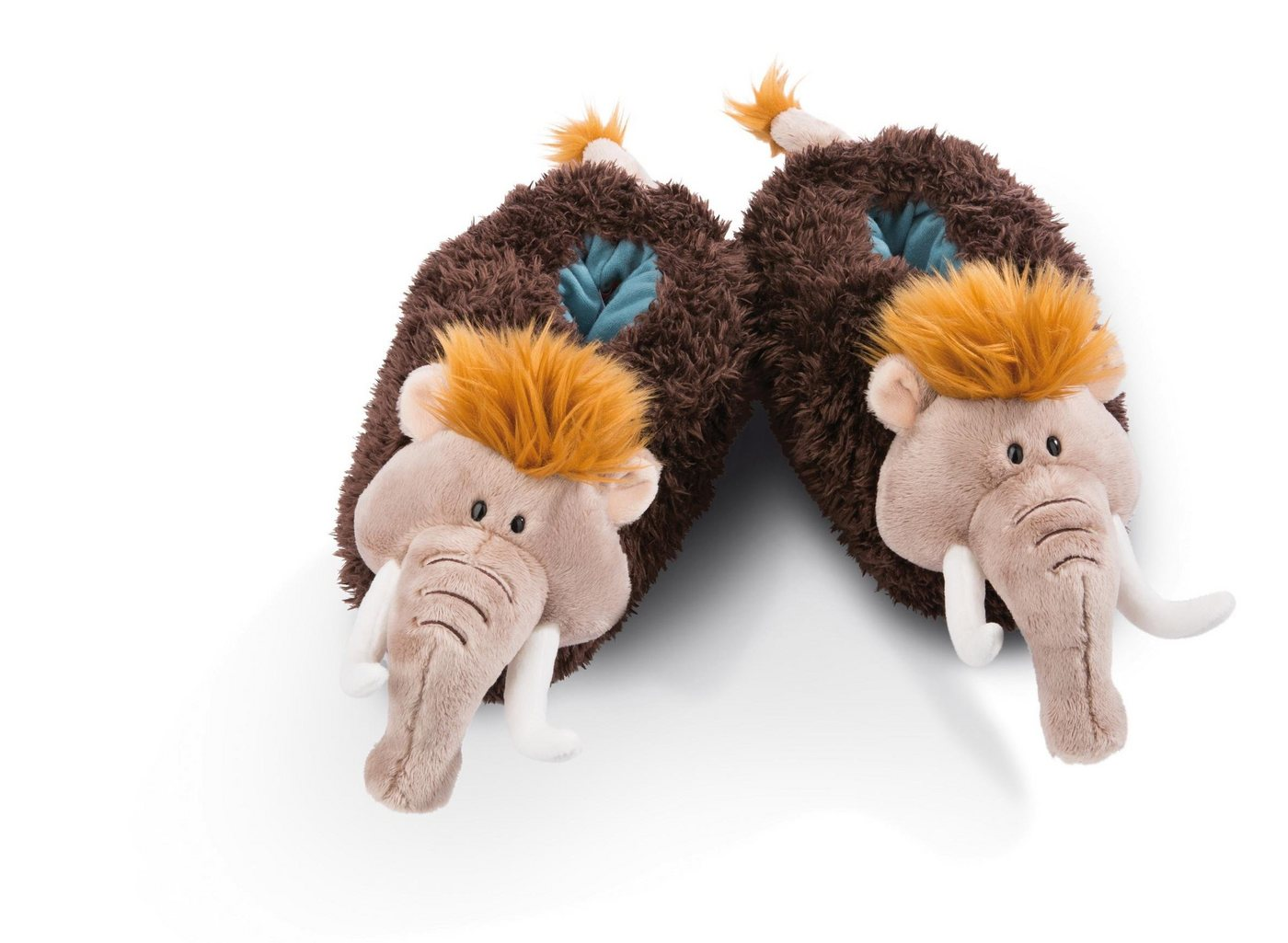 Hausschuhe - Nici »Mammut« Plüsch Hausschuhe ›  - Onlineshop OTTO