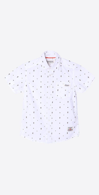 Kurzarmhemd mit tollem Allover Print »Aspen«