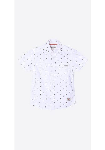 KAPORAL Рубашка с короткими рукавами с красивы...