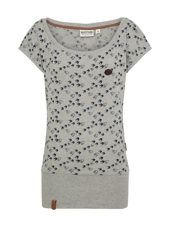 naketano Rundhalsshirt »Wolle« online kaufen   OTTO
