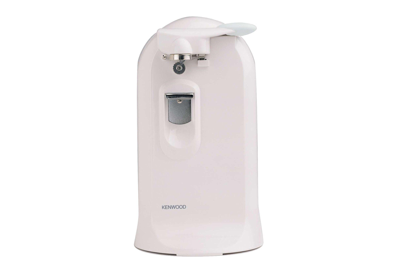 KENWOOD Elektrischer Dosenöffner CO 600 3 in 1, mit Messerschleifer und Flaschenöffner
