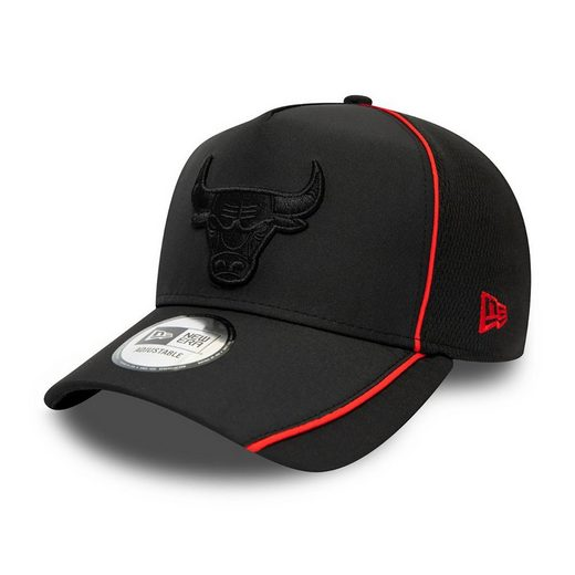 New Era Trucker Cap »9FORTY A-Frame Chicago Bulls Feather Pipe«