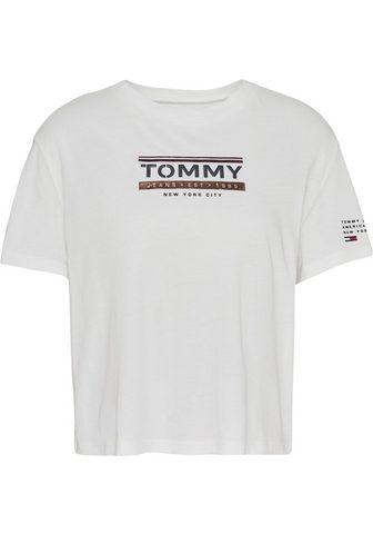 TOMMY JEANS TOMMY Džinsai Marškinėliai »TJW dėklas...