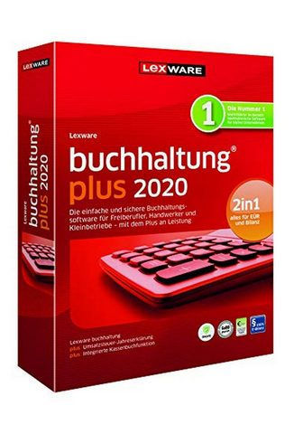 LEXWARE Buchhaltung 2020 Jahresversion plus (3...