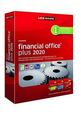 LEXWARE Financial office 2020 plus Jahresversi...