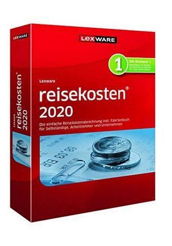 LEXWARE Reisekosten 2020 Windows Jahresversion...