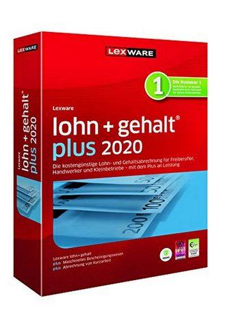 LEXWARE Lohn+gehalt 2019 plus Jahresversion (3...