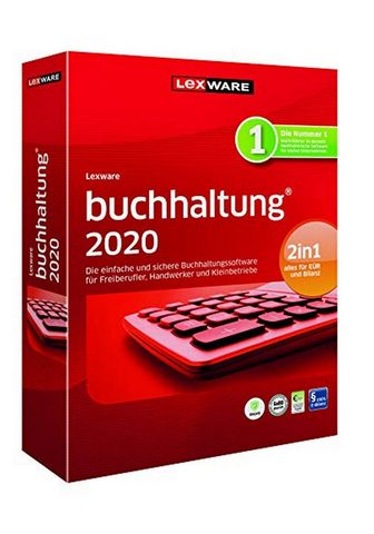 LEXWARE Buchhaltung 2020 Jahresversion (365 Ta...