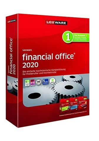 LEXWARE Financial office 2020 Jahresversion (3...