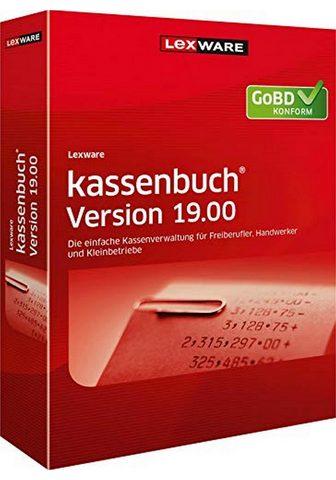 LEXWARE Kassenbuch Version 19.00 (2020) Jahres...