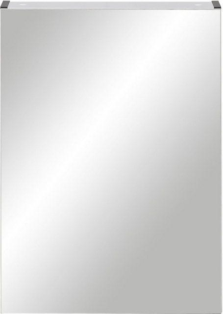 Spiegel - Schildmeyer Spiegelschrank »Basic« Breite 50 cm, mit Glasböden, passend zur Badmöbelserie »Cosmo«  - Onlineshop OTTO