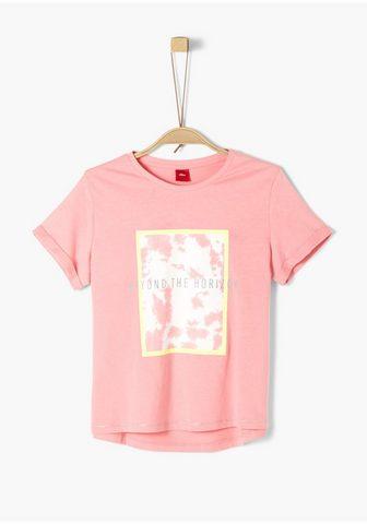 S.OLIVER T-Shirt_für Mädchen
