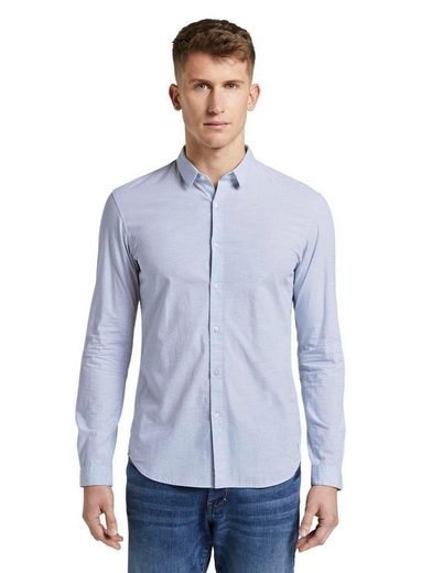 TOM TAILOR Denim Langarmhemd