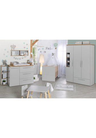 ROBA ® Babyzimmer-Komplettset »Tobi« (Rinki...