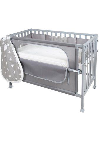 ROBA ® lovytė kūdikiui »Room Bed safe aslee...