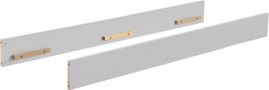 roba® Umbauseiten »Universal, lichtgrau«, für Umbau zum Juniorbett
