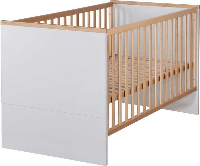 Babybetten - Roba® Babybett »Kombi Kinderbett Tobi«  - Onlineshop OTTO