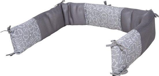 Roba® Bettnestchen »Easy Air safe asleep®, Miffy«