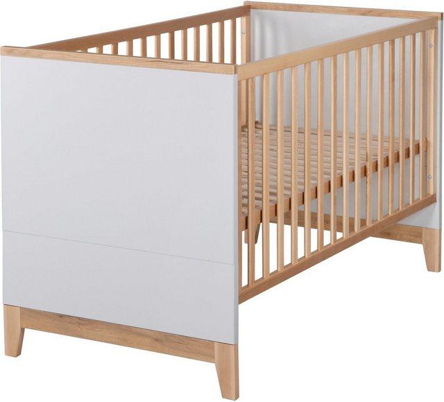 Babybetten - Roba® Babybett »Kombi Kinderbett Caro«  - Onlineshop OTTO