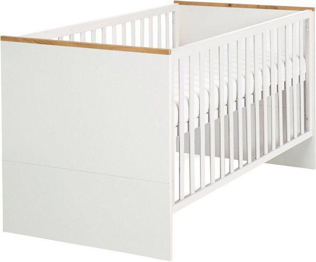 Babybetten - Roba® Babybett »Kombi Kinderbett Finn«  - Onlineshop OTTO