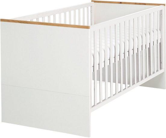 roba® Babybett »Kombi-Kinderbett Finn«