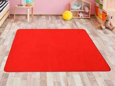Kinderteppich »SITZKREIS«, Primaflor-Ideen in Textil, rechteckig, Höhe 5 mm, Spielteppich, ideal im Kinderzimmer