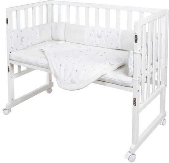 Roba® Stubenbett »safe asleep® 3-in-1 Sternenzauber«, 4-tlg.