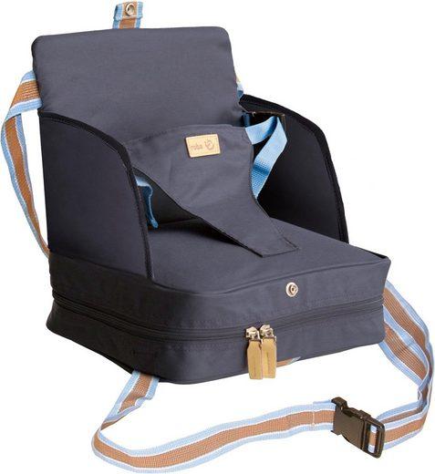 roba® Tischsitz »Boostersitz, dunkelblau«