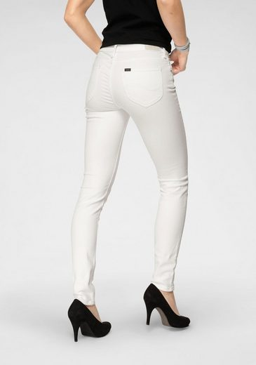 Lee® Skinny-fit-Jeans mit 4-Knopf-Verschluss