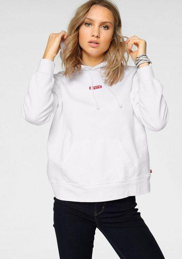 Levi's® Hoodie »Graphic Sport« mit Logo auf der Brust