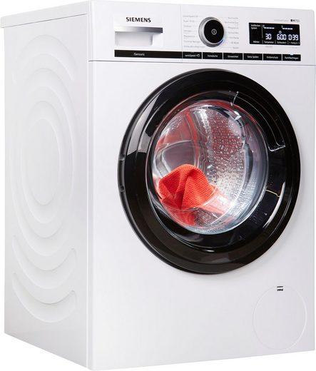 SIEMENS Waschmaschine iQ700 WM14VMB1, 9 kg, 1400 U/Min