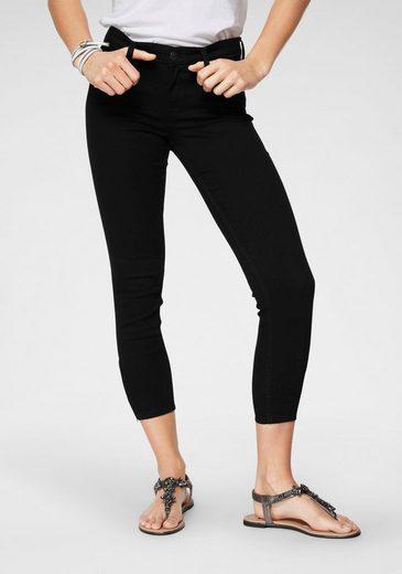 Lee® Skinny-fit-Jeans »Scarlett cropped« in verkürzter 7/8 - Form