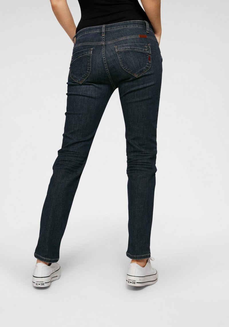 BLUE FIRE 5-Pocket-Jeans »Nancy« perfekte Passform durch Stretch-Denim