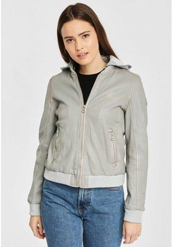 GIPSY Куртка кожаная »GGMoxi LULV&laqu...
