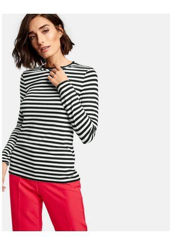 TAIFUN Marškinėliai Ilgomis rankovėmis marški...