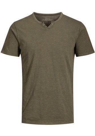JACK & JONES Jack & Jones футболка с V-образным...